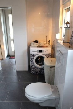 k-nordsee ferienhaus waschmaschine WC